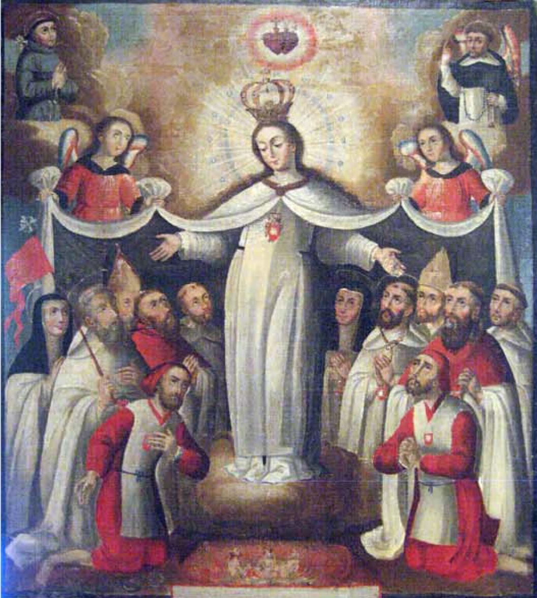 , del viejo y mítico Perú y la España de Carlos V y Felipe II